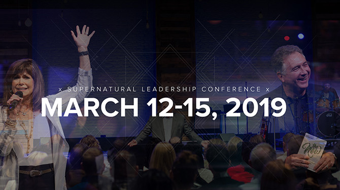 Supernatural Leadership Conference